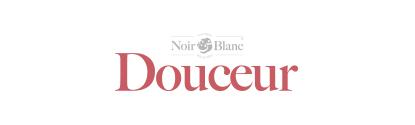 NOIR&BLANC_DOUCEUR_LOGO